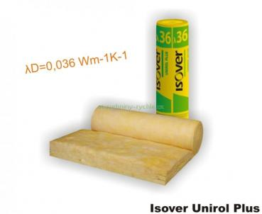 Isover Unirol Plus tl. 100mm, 6m2/bal