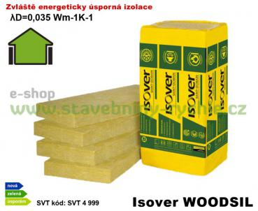 Isover WOODSIL  tl. 60mm 5,57m2/bal